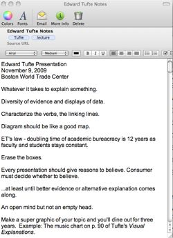 edward tufte essay on powerpoint The cognitive style of powerpoint: pitching out corrupts within: edward r tufte: 9780961392161: books - amazonca.